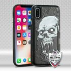 For iPhone XS/X TUFF Contempo Hybrid Impact Armor Phone Protector Case Cover $6.23 USD on eBay