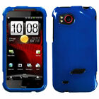Two Piece Hard Slim Snap on Cover Case Smooth Protector for HTC Rezound ADR6425