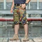 Men's Sector Seven Camouflage Tactical Cargo Shorts