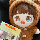 Kpop Star Baek Hyun Sehun Doll Clothes Outfit Bear Coat Warm Accessory Gift N