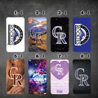 wallet case Colorado Rockies galaxy note 9 note 3 4 5 8 J3 J7 2017 2018 on Ebay