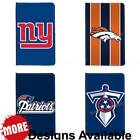 American Football Sports Team PU Leather Travel Passport ID Holder Wallet Case $11.99 USD on eBay