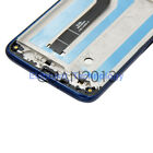 QC For MOTO G7 Optimo MAX/G7 Supra/G7 power XT1955 LCD Touch Screen ±Frame