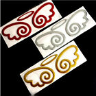 3d Guardian Wings Car Emblem Decal Sticker Truck Van Logo Decor Red/gold/silver