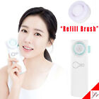 VANAV Bubble Pop Cleanser Dual Brush Facial Cleansing Device/ Refill/ Cleanser