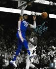 Robert Covington Dunk 76ers Autographed Signed Basketball Photo: JSA/PSA Pass on eBay