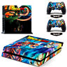Dragon Ball Vegeta Vinyl Protector Skin Stickers for PS4 Console Controllers
