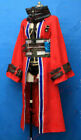 Final Fantasy X Auron Cosplay Costume Custom Made :