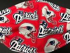 New England Patriots Face Mask Football NFL Reusable Washable Double Cotton USA $12.59 USD on eBay