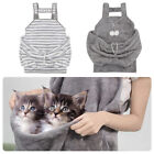 Pet Cat Backpack Carriers Adjustable Fleece Front Small Dog Travel Bags Head Out
