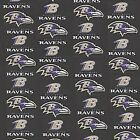 Fabric Tradition Baltimore Ravens Football NFL Fabric $10.25 USD on eBay