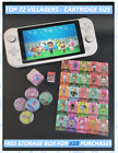 CARTRIDGE  SIZE - Animal Crossing Amiibo Cards for New Horizons & New Leaf