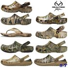 CROCS Classic REALTREE Camo Clog LightWeight Breathable Water-Friendly