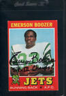 1971 Topps Football Autograph Cards #1-263 - YOU PICK $17.5 USD on eBay