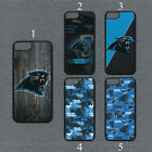Carolina Panthers Phone Case For iPhone 11 Pro X XS Max 8+ 7 6 Plus Black Cover $14.95 USD on eBay