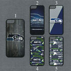 Seattle Seahawks Phone Case For iPhone 11 Pro X XS Max 8+ 7 6 Plus Black Cover $14.95 USD on eBay
