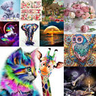 5d Diamond Painting Embroidery Cross Craft Stitch Art Kits Home Decor Slower Uk
