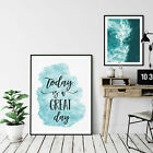 Today Is A Great Day, Inspirational Quotes, Motivational Wall Art, Kids Room