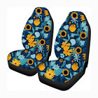 Kyпить 1/2Pcs Universal Car Front Row Seat Cover Seat Mat Flower Printed Protector на еВаy.соm