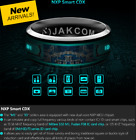 Magic Wearable Smart Ring Jakcom R3 Original Health Module NFC IC ID For Android