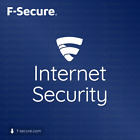 F-Secure Internet Security 2020 - 1 to 3 years for 1 to 3 PC (License key)