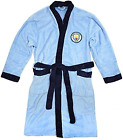 NEW MANCHESTER CITY ROBE/GOWN MENS SIZES : S,M,L AND XL CHOOSE SIZE