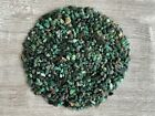 Grade A++ Emerald Semi Tumbled Gemstone Mini Chips 4 - 8 mm, Wholesale Bulk Lot