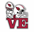 Arizona Cardinals DNA NFL Sticker Vinyl Decal 4-1247 $5.24 USD on eBay