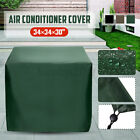 Air Conditioner Cover Outdoor Waterproof Anti-Dust Cleaning Cover   h