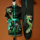 Men's Women's Wushu Competition Costume Changquan Tai chi Uniform Kung fu Suit