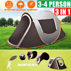 Quick-open Tent Outdoor Camping Field Tents Camping Rainproof Easy Set Up Tent