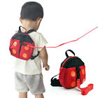 2-in-1 Ladybug-Shaped Guardian Anti-lost Seat Belt Kid Backpack  Travel Safely
