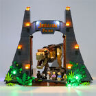 LED Light Kit For Jurassic World Jurassic Park: T. rex Rampage LEGO 75936 Lighti