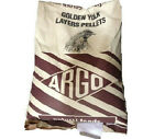 ARGO GOLDEN YORK LAYERS PELLETS - 5kg, 20kg Wild Caged Bird Feeds bpl Chicken vf