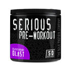 BLACK FRIDAY SUPPLEMENT DEAL, ENDS SOON - Serious Pre-Workout Powder 50 Servings