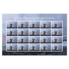 USPS New Mayflower In Plymouth Harbor Pane Of 20 For Sale