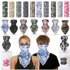 Camouflage Cycling Hunting Tube Bandana Neck Gaiter Face Scarf Mouth Covering