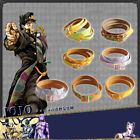 JoJo's Bizarre Adventure Kujo Jotaro Corrugated Men Belt Jeans Accessories Cool