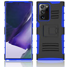 For Samsung Galaxy S20 FE/Note 20 Ultra 5G Hard Case Cover with Belt Clip &Stand