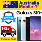 Samsung Galaxy S10+ Plus G975 512gb 128gb Genuine Unlocked Android Smartphone
