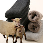 US 3Pairs Mens 100 Wool Cashmere Winter Thick Soft  Warm  Pure Socks New
