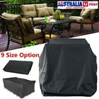 Au 9 Size Waterproof Furniture Cover Outdoor Garden Yard Patio Table