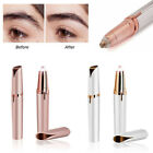 NEW Women's Painless Brows Facial Hair Remover Electric Eyebrow Trimmer Epilator