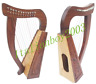More images of 12 STRING CELTIC Rosewood  HARP With Free Carry Bag  Extra  String & tuning key