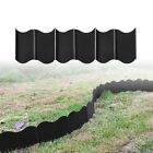 Home Garden Edging Lawn Plant Border Flower Bed Fence Panel Wall Path Landscape