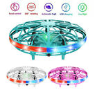 Mini Drone Induction Levitation UFO Flying Toy Hand-controlled Kids Xmas Toys UK