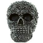 Gothic Style Collectable Nuts and Bolts Skull Decoration Ornament Steampunk