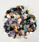 "Raw Crystal Chunks - 1"" to 2"" Assorted Crystals Bulk - Mixed Lot Collection"
