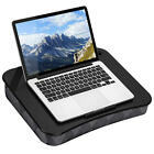 LapGear Designer Cusioned Lap Desk With Phone Holder, Assorted Styles