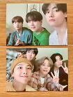 BTS BE Deluxe Edition Ver. Official ECO BAG Photocards Select Member